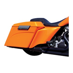 Paul Yaffe Scoop Side Covers For Harley Touring