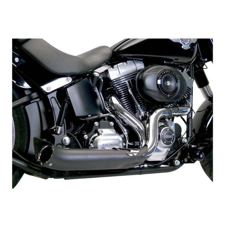 SuperTrapp Exhaust Paul Yaffe Phantom II For Harley Softail / Dyna 2012-2017