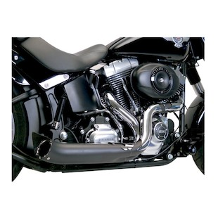 SuperTrapp Exhaust Paul Yaffe Phantom II For Harley Softail And Dyna 2012-2016