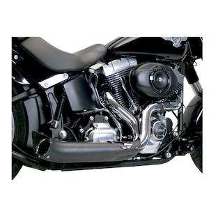 SuperTrapp Exhaust Paul Yaffe Phantom II For Harley Softail / Dyna 2012-2016