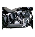 SuperTrapp Exhaust Paul Yaffe Phantom II For Harley Softail And Dyna 2012-2014