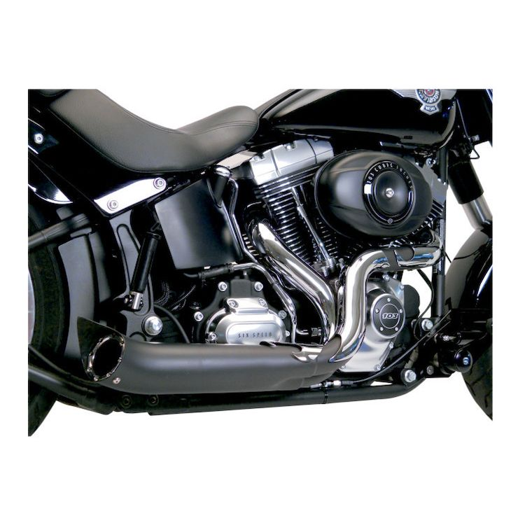 SuperTrapp Exhaust Paul Yaffe Phantom II For Harley Softail / Dyna 2006-2011