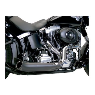 SuperTrapp Exhaust Paul Yaffe Phantom II For Harley Softail And Dyna 2006-2011