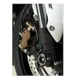 R&G Racing Front Axle Sliders Yamaha WR450F 2003-2012