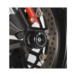 R&G Racing Front Axle Sliders Aprilia / Ducati