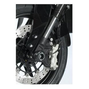 R&G Racing Front Axle Sliders Suzuki Vstrom 650 / 1000