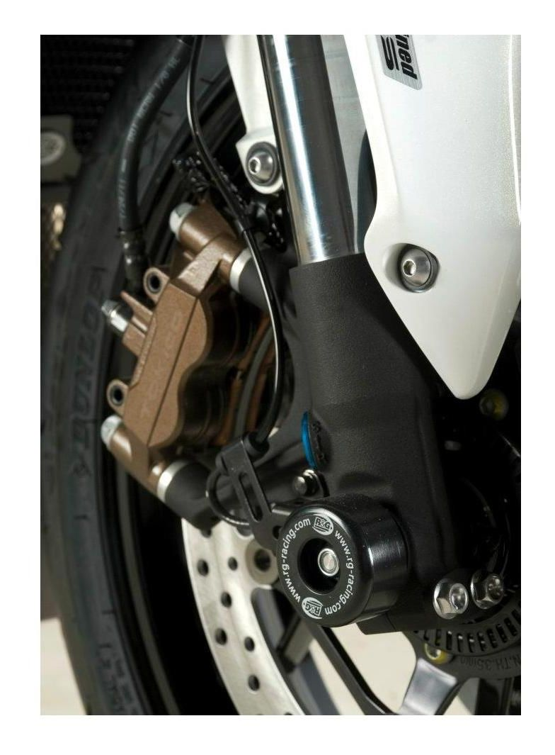 R/&G Racing Fork Protectors to fit KTM 950 Supermoto R