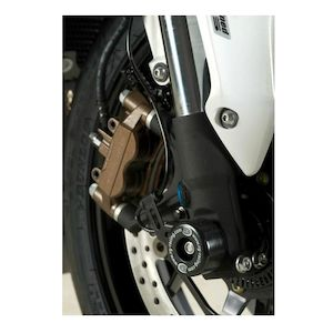 R&G Racing Front Axle Sliders BMW R1200GS / R / RT / S / ST