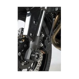 R&G Racing Front Axle Sliders Kawasaki Versys 650 2006-2014