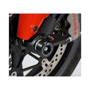 R&G Racing Front Axle Sliders Ducati 848 / 1098 / 1198 / Streetfighter