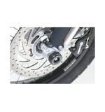 R&G Racing Front Axle Sliders BMW G650 XChallenge / XCountry