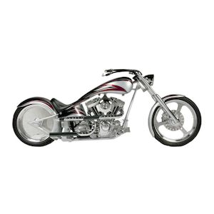 SuperTrapp Exhaust Paul Yaffe X-Pipes For Harley Softail 1986-2011