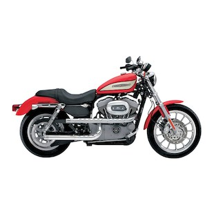 SuperTrapp Exhaust Paul Yaffe X-Pipes For Harley Sportster 2004-2013
