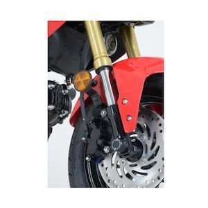 R&G Racing Front Axle Sliders Honda Grom / SH150i