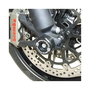 R&G Racing Front Axle Sliders Ducati Diavel 2011-2013