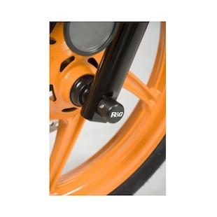 R&G Racing Front Axle Sliders Honda CBR300R / CB300F / CBR250R
