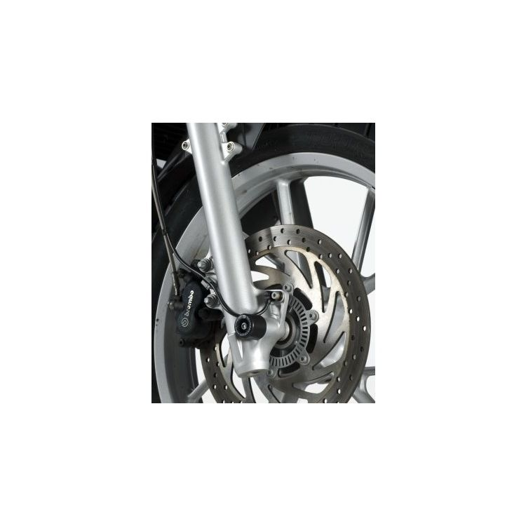 R&G Racing Front Axle Sliders BMW F650GS / F700GS