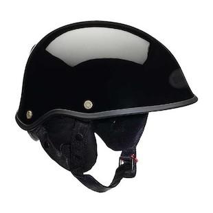 Bell Drifter DLX Helmet - Solid Black / MD [Blemished]