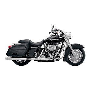 """SuperTrapp Exhaust 3 1/2"""" Super Elite Slip-On Muffler For Harley"""