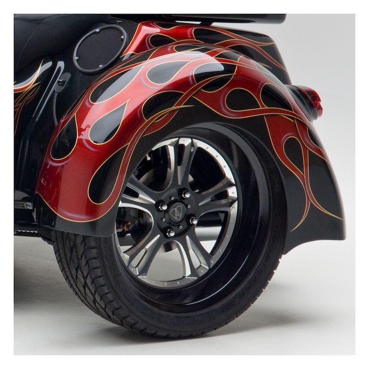 Arlen Ness Street Dragger Rear Fender For Harley Trike 2009-2016