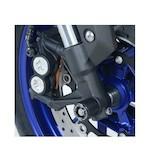R&G Racing Front Axle Sliders Yamaha FZ-09 / FJ-09 / XSR900