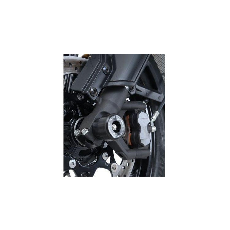 R&G Racing Front Axle Sliders Suzuki V-Strom 1000 2014-2018