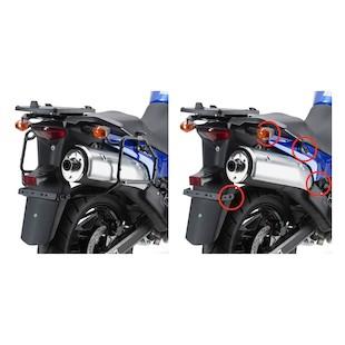 Givi PLR532 Rapid Release Tubular Sidecase Racks Suzuki V-Strom DL650 2004-2011