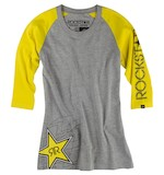 One Industries Women's Rockstar Burst 3/4 Sleeve T-Shirt