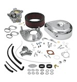 S&S Cycle Super E Carburetor Kit For Harley Bottom-Breathing Evo 1984-1991