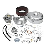 S&S Cycle Super E Carburetor Kit For Harley Evo Sportster 1991-2003