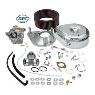 S&S Cycle Super E Carburetor Kit For Harley Evo Sportster 1986-1990