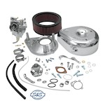 S&S Cycle Super E Carburetor Kit For Harley Shovelhead 1979-1984