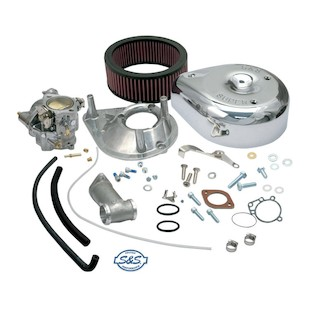 S&S Cycle Super E Carburetor Kit For Harley Panhead 1955-1965