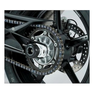R&G Racing Rear Axle Sliders Honda XR650R/Yamaha WR250/450