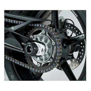 R&G Racing Rear Axle Sliders KTM RC8 / RC8R