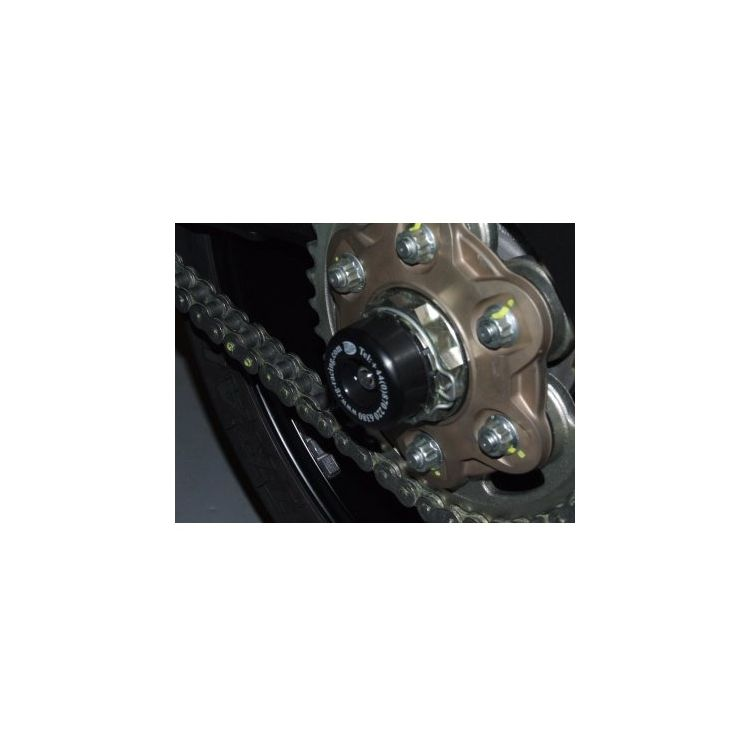 R&G Racing Rear Axle Sliders Ducati Multistrada 1200 / 1260 / S / SuperSport / S
