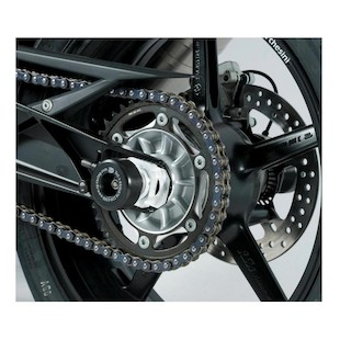 R&G Racing Rear Axle Sliders BMW F700GS 2012-2015