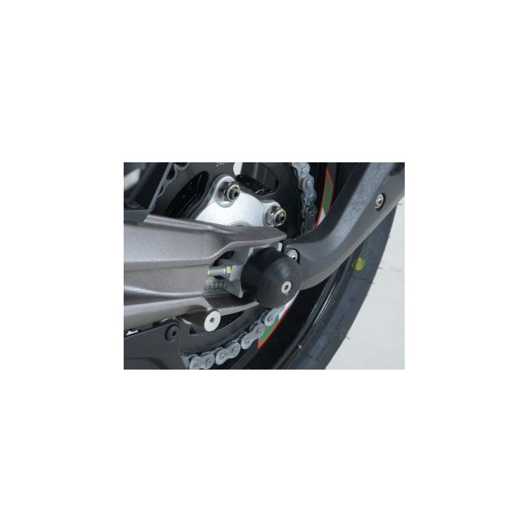 R&G Racing Rear Axle Slider Aprilia Caponord 1200 2014