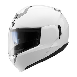 Scorpion EXO-900 Transformer Helmet White / LG [Demo]