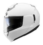 Scorpion EXO-900 Transformer Helmet White / LG [Demo]