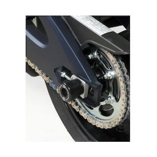 R&G Racing Rear Axle Sliders Suzuki GSXR / BMW S1000R / RR