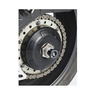 R&G Racing Rear Axle Sliders Triumph Daytona 955i / T595 / Sprint ST / Speed Triple