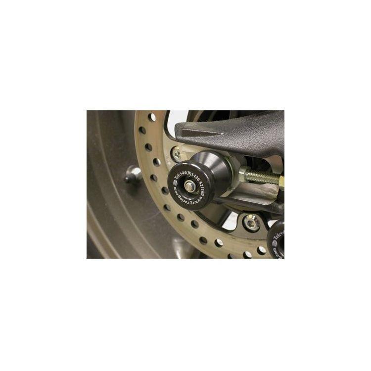 R&G Racing Rear Axle Sliders Triumph Street Triple / R / Daytona 675 / R