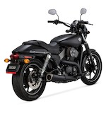 Vance & Hines Competition Series Slip-On Muffler For Harley Street 2015
