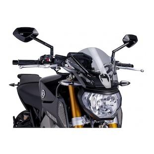Puig Racing Windscreen Yamaha FZ-09 2014