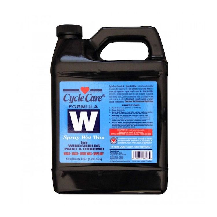Cycle Care Formula W Spray Wet Wax