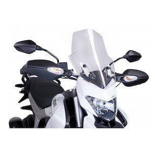 Puig Touring Windscreen Ducati Hyperstrada 2013-2014