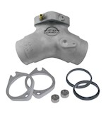 "S&S Intake Manifold Conversion Kit For Harley 80"" Evo 1984-1999"