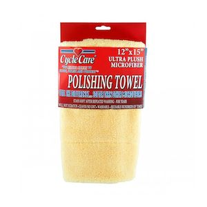 Cycle Care Polishing Towel