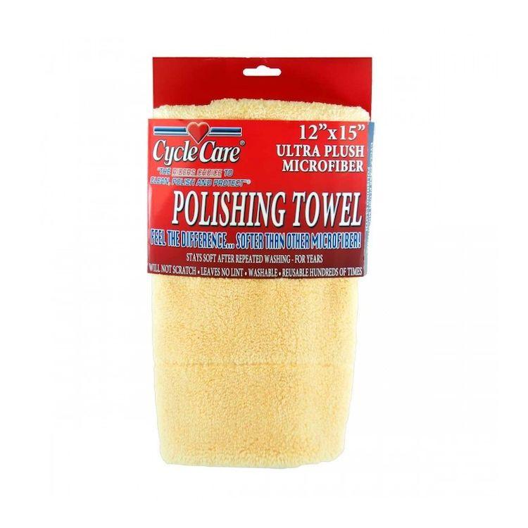Cycle Care Polishing Towel